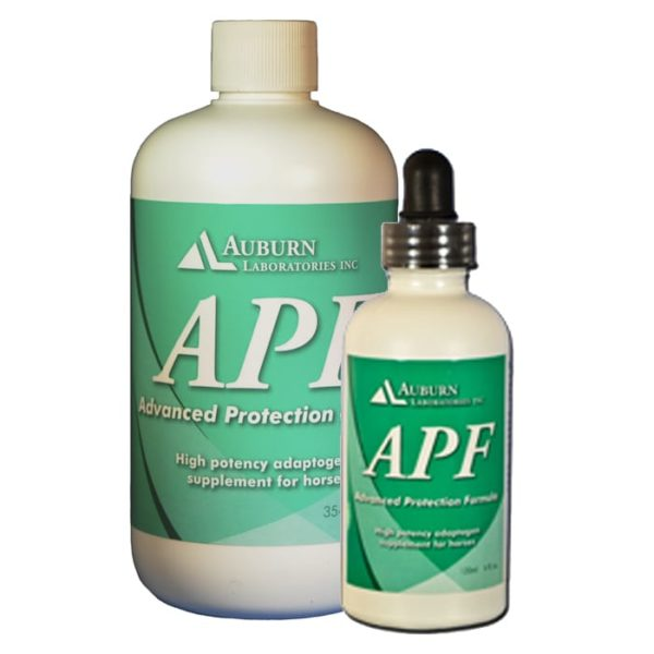 Animal Health & Veterinary 120 Ml Bottle Auburn Laboratories Apf Pro Equine
