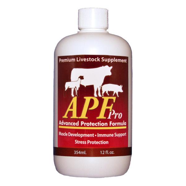 livestock apf pro formula